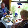 The Midlander Steam Train Luncheon