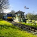 Drive a Train at the East Kent Railway