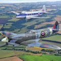 Dambusters Spitfire Tour